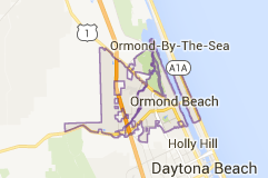 Ormond Beach Contruction Dumpster