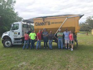Daytona Beach Dumpster Rental Team