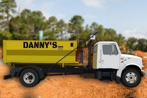 Dumpsters Truck
