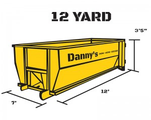 12-Yard Dumpster