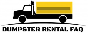Dumpster Rental Faq